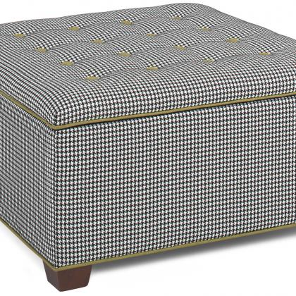 Request a quote on the Camden Storage Ottoman at Pine Tree Barn