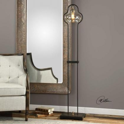 Request a quote on the Cotulla Floor Lamp from Pine Tree Barn!