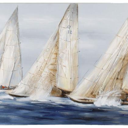 Contact Pine Tree Barn to request a quote on the Regatta painting.