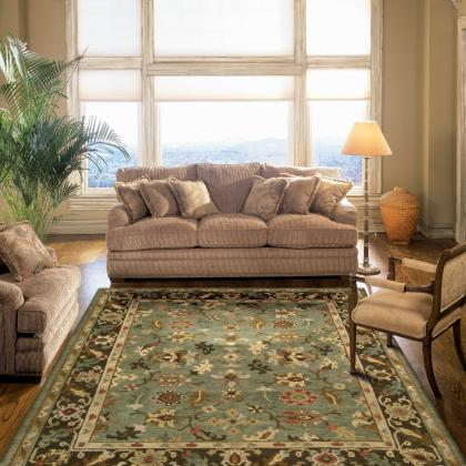 Tahoe Rug from Nourison Rugs, available at Pine Tree Barn