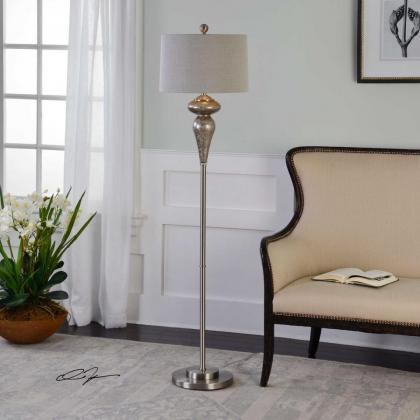 Request a quote on the Vercana Floor Lamp from Pine Tree Barn!