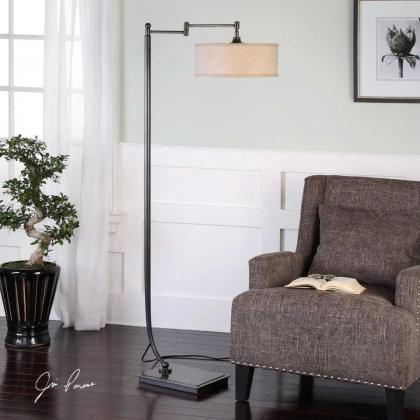 Request a quote on the Lamine Floor Lamp from Pine Tree Barn!