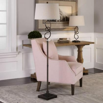 Request a quote on the Tenley Floor Lamp from Pine Tree Barn!