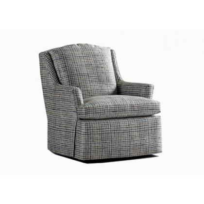 Contact Pine Tree Barn for a quote on the Cagney Swivel Glider Chair