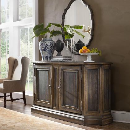 North Cliff Sideboard by Hooker Furniture at Pine Tree Barn