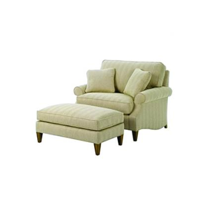 Contact Pine Tree Barn for a quote on the Campbell Chair and a Half and Ottoman