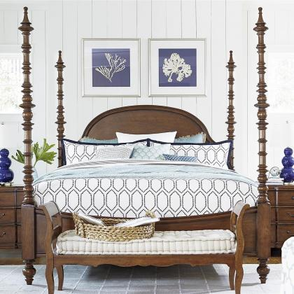 The Dogwood Bed by Universal Furniture at Pine Tree Barn