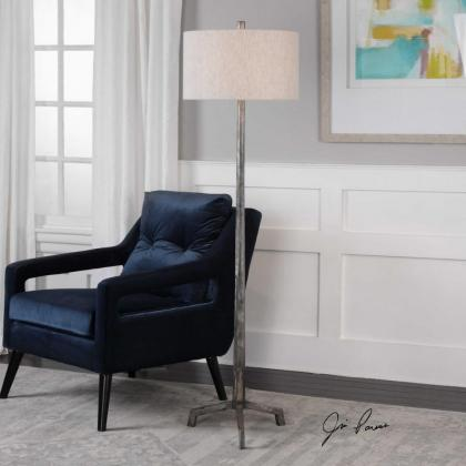 Request a quote on the Ivor Floor Lamp from Pine Tree Barn!