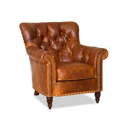 Contact Pine Tree Barn to request a quote on the Kirby Tufted Stationary Chair