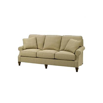Contact Pine Tree Barn to order the Fenway Sofa by Wesley Hall Furniture