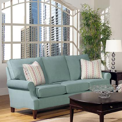 Contact Pine Tree Barn to request a quote on the Tiffany Sofa with High-Performance Fabric