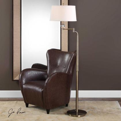 Request a quote on the Melini Floor Lamp from Pine Tree Barn!