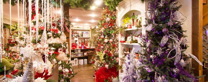 Year 39 round christmas shop pine tree barn for Year round christmas tree